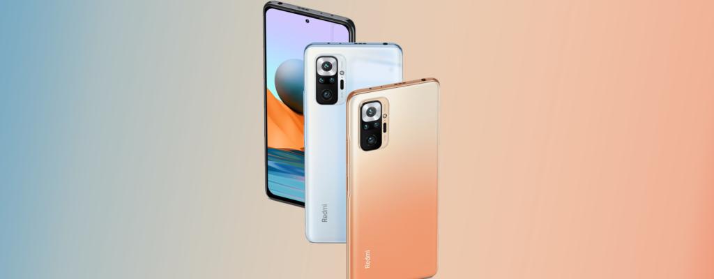 I modelli di Xiaomi Redmi Note 10s e Note 10 Pro